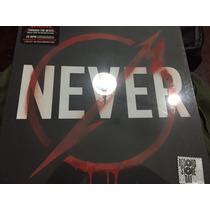 Metallica Never Box Set 4 Vinilos De 45 Rpm Nuevo Sellado