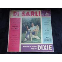 Manoenpez Vinilo Di Sarli Dixie Estudiantes Holandeses