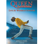 Queen Live At Wembley Deluxe 2 Dvd Freddie Mercury Brian May