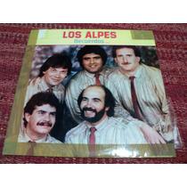Disco Vinilo De Los Alpes - Recuerdos Lp Nuevo
