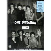 One Direction Four Deluxe Disponible A La Venta El 11/12/14