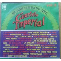 Vinilo El Cuarteto Imperial El Continuado Vol 2