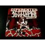 Diferentes Actitudes Juveniles Discografia 2 Cds D.a.j Daj