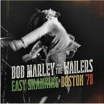 Bob Marley Easy Skanking In Boston 78 ( Cd+dvd ) Nuevo.-