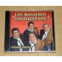 Los Manseros Santiagueños Sinfonia Silvestrecd Nuevo Sellado