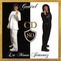 La Mona Jimenez Genial Cd N°80