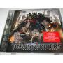 Cd Soundtrack Transformers Dark Of The Moon (staind Mastodon