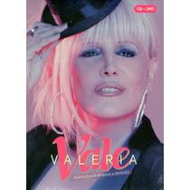 Valeria Lynch Valeria Vale Cd + Dvd