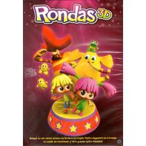 Rondas Y Canciones Infantiles 3d Dvd