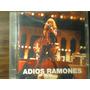 Adios Ramones - Buenos Aires 16/3/1996 En River + Entrada