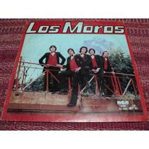Disco Vinilo Los Moros Lp Nuevo