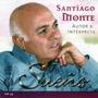 Cd Cristiano Gospel Santiago Monte Original Con Su Libro