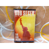 Bob Seger, The Fire Inside - Cassette - Nuevo