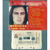 Camilo Sesto Memorias Cassette Nuevo Año 1976