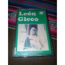Cassette Leon Gieco El Fantasma De Canterviell