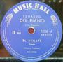 Eduardo Del Piano Tango 78rpm Music-hall 15336 El Remate