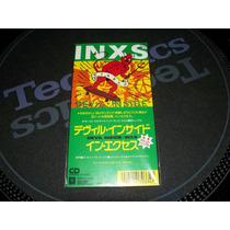 Inxs Devil Inside Japones Promo ! Muy Raro !