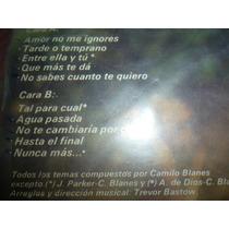 Disco Vinilo De Camilo Sesto-mas Y Mas.oferta.$.120