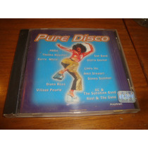 Pure Disco Cd Village People Kool And The Gang Donna Summer