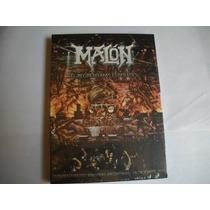 Malon - El Regreso!!- Dvd+cd Nuevo (nepal-ozzy-black Sabbath