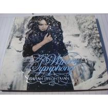 Cd + Dvd Sarah Brightman A Winter Symphony | Original Nuevo