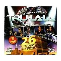Tru La La - 26 Años De Pelicula (cd+dvd) S