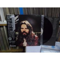 Bob Seger (japon W/obi C/nuevo 1978) Stranger In Town