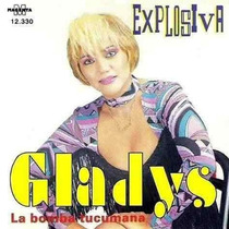 Gladys La Bomba Tucumana Cd Explosiva Especial Coleccionista