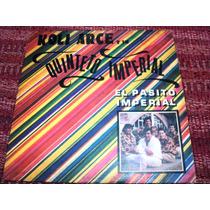 Disco De Koli Arce Y Su Quinteto Imperial - Pasito Imperial