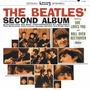 The Beatles - Second Album.! Cd Nuevo Original.!!!