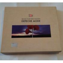 Depeche Mode - Music For The Masses Deluxe Edition Cd + Dvd
