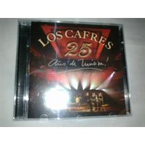 Los Cafres - 25 Años De Musica 2 Cds Excelente Estado
