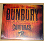 Bunbury Cantinas Cd Sellado Argentino