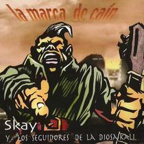 Skay Beilinson La Marca De Cain Cd Oferta Redondos