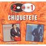 Chiquetete Cd Aprende A Soñar + Ser Amante 1982 - 1983