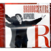 Raphael Grandes Exitos Cd 2015