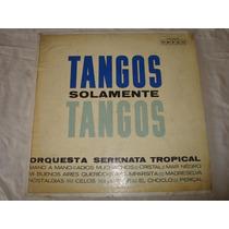 Orquesta Serenata Tropical - Tangos Solamente Tangos