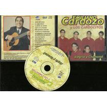 Emiliano Cardozo Y Los Cardocitos Alegria Y Chamame Cd Nuevo