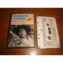 Atahualpa Yupanqui - Recital De Guitarra - Cassette