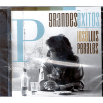Jose Luis Perales Grandes Exitos Cd 2015