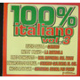 Musica Italiana 100 %-cd Original