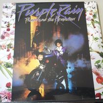 Prince Purple Rain Warner Nuevo Sellado Hq Vinilo Lp 180g