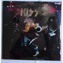 Kiss --edicion 1985 - Alive --nuevo Cerrado