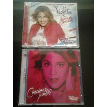 2 Cds De Violetta !!!