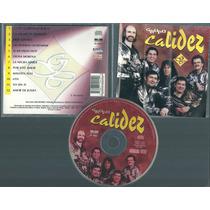 Grupo Calidez Cumbia Cd Nuevo Original Año 1997