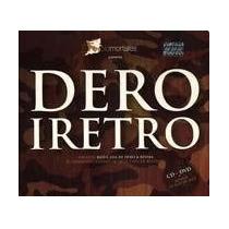 Dj Dero Iretro Cd + Dvd Original Promo 5x1