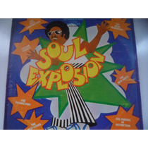 Disco Vinilo Soul Explosion Nuevo Poco Uso 1975