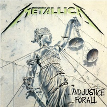 Metallica And Justice For All Cd Nuevo Importado Usa