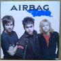 Cd Single Promo Airbag Amor De Verano