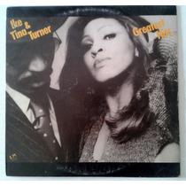 Disco Vinilo Importado Ike Y Tina Turner Greatest Hits